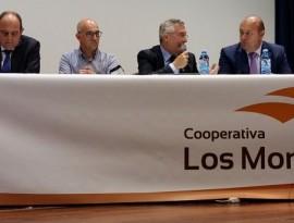 Joaquín Olona en la fusión de las cooperativas