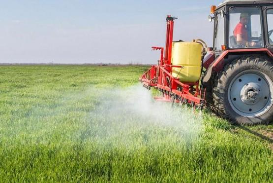 Aplicación fitosanitarios