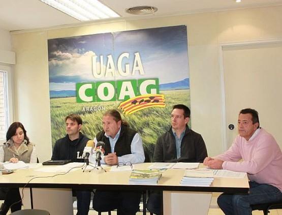 Balance anual de UAGA-COAG