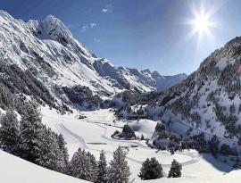 Pirineo nevado