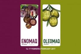 Cartel Enomaq Oleotec 2017