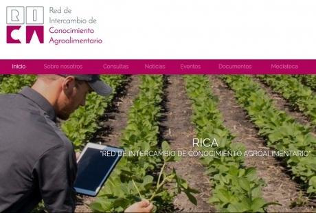 Red de Intercambio de Conocimiento Agroalimentario (RICA)