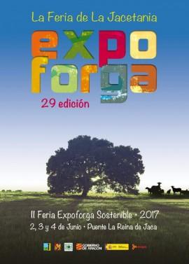 Cartel Expoforga 2017