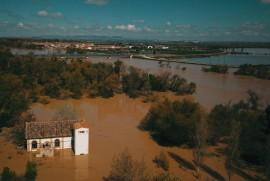 Desbordamiento del Ebro