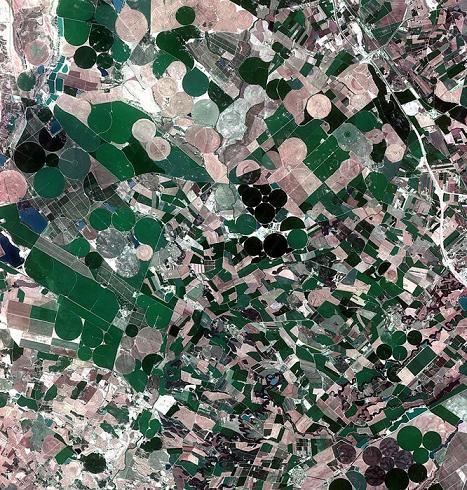 Imagen por satélite