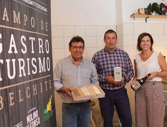 Gastroturismo en Belchite
