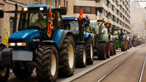 Tractorada Zaragoza 2018