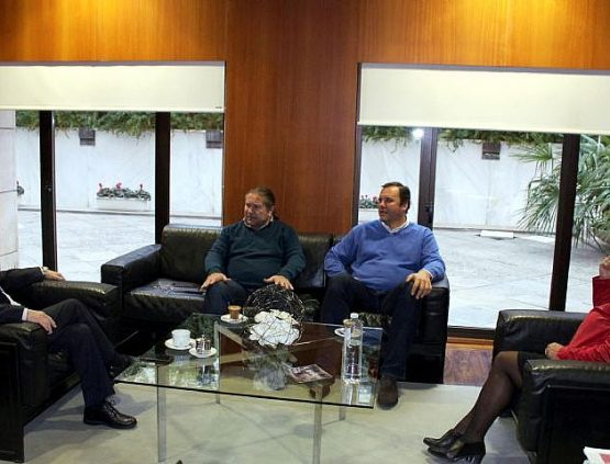 Reunión UAGA con Diputación Huesca